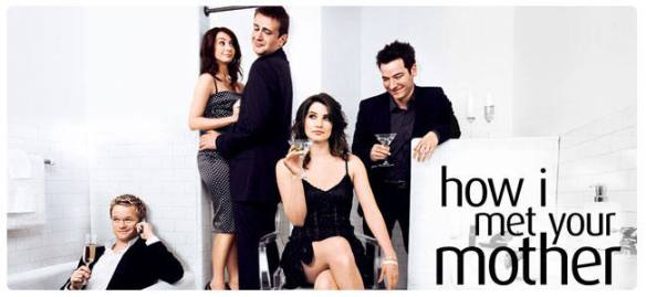 Como Conoci a Vuestra Madre How I Met Your Mother Nukety