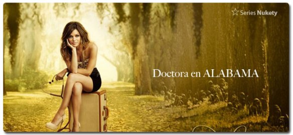 Doctora en Alabama Hart of Dixie Nukety