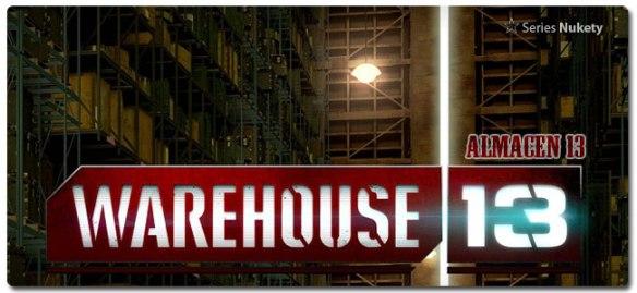 Almacén 13 Warehouse 13 Nukety