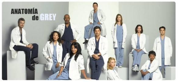 Anatomía de Grey Grey's Anatomy Nukety