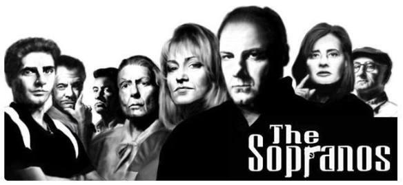 Los Soprano The Sopranos Nukety