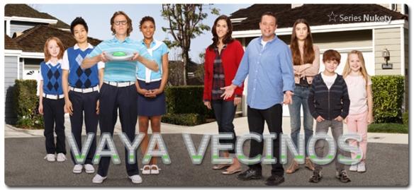Vaya Vecinos The Neighbors Nukety