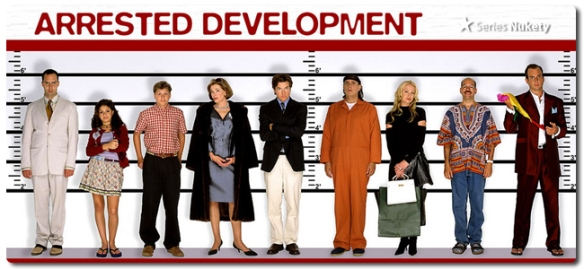 Arrested Development Arrested Development Nukety