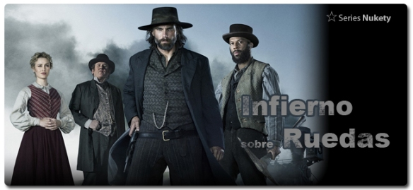 Infierno Sobre Ruedas Hell on Wheels Nukety
