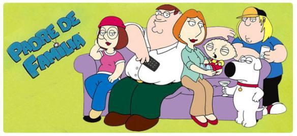 Padre de Familia Family Guy Nukety